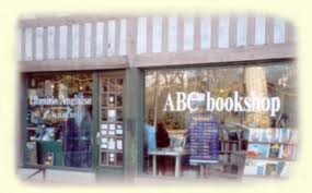 Front of ABC bookshop store Rouen