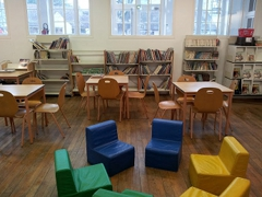 Salle de classe - Classroom