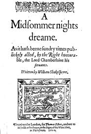A Midsummer's Night cover, fair use