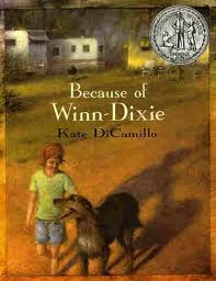 Because of Winn-Dixie cover (copyrighted fair use)