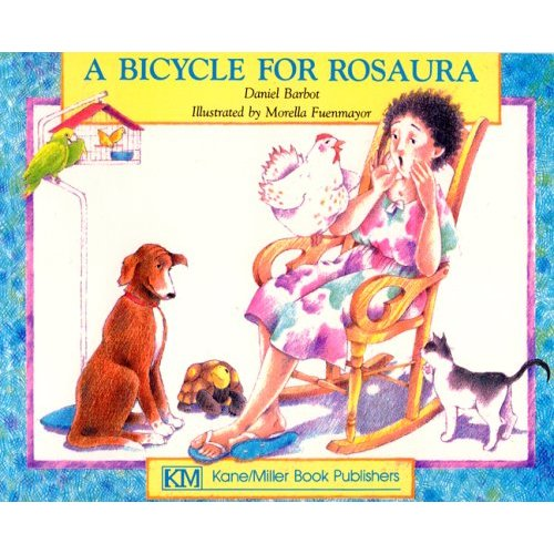 A Bicycle for Rosaura cover, fair use