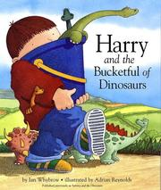 Harry and the bucketful of dinosaurs cover, fair use