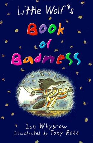Little Wolf's book of badness cover, fair use