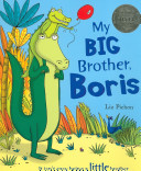 My Big Brother, Boris cover, fair use