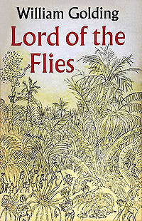 Lord of the flies cover, fair use