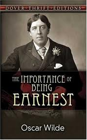 The Importance of Being Earnest cover, fair use