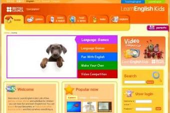 British Council Educational Portal for Children