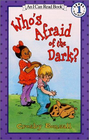 Who's Afraid of the Dark?, book cover (fair copyright use)